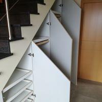 ingemaakte trapkast 1